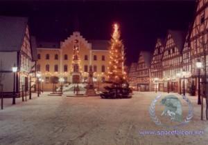 Weihnachten - Hofgeismar - Markt